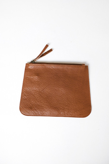 Sunday Supply Co. Santana Clutch Caramel