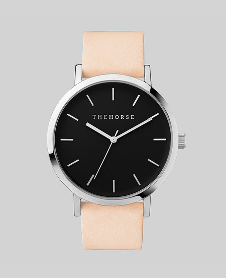 The Horse Watch in Nude and Charcoal