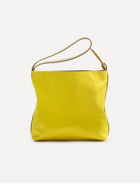 Trademark Pina Bag Canary Yellow