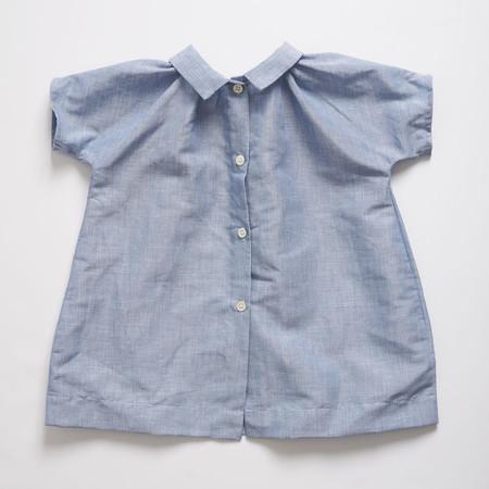 Kids Makié Denise Dress - Light Blue