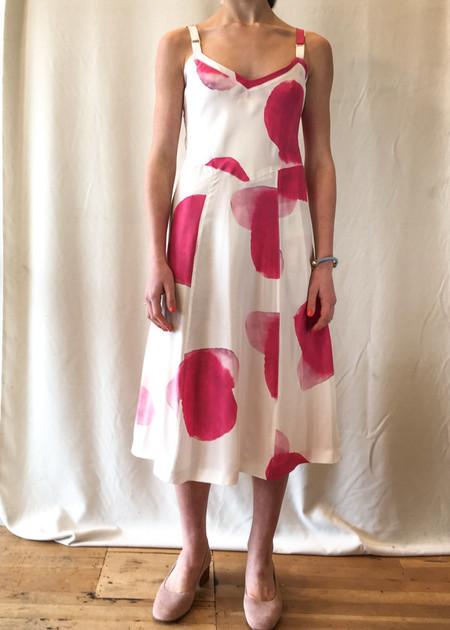 Horses Atelier slip dress