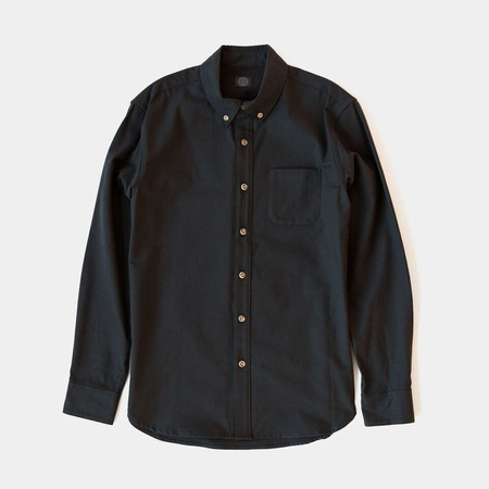 Wilson & Willy's Carver Shirt - Charcoal