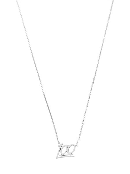 IGWT 100 Necklace / Silver
