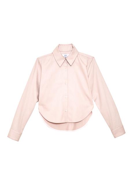 IGWT Ansel Shirt / Pink Twill