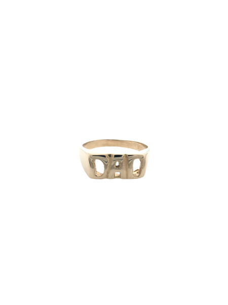 IGWT Dad Ring / Gold