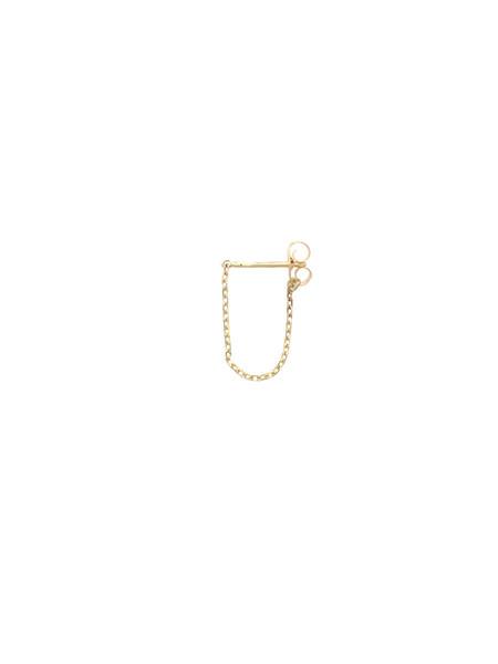 IGWT Nil Chain Stud / Gold