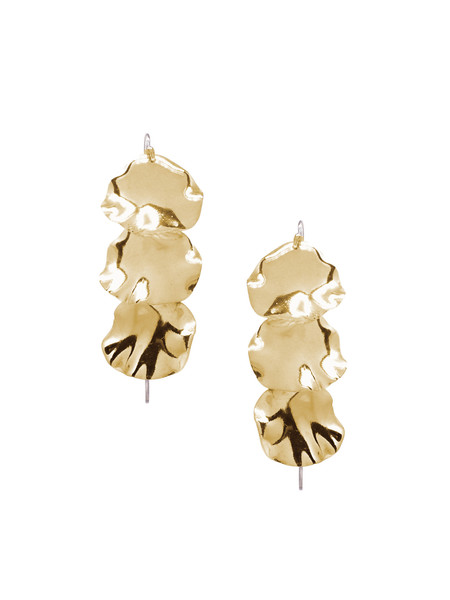 IGWT Tameko Stack Earring / Brass
