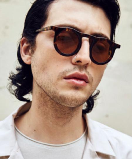 Unisex Carla Colour Hawkbill Lind Sunglasses