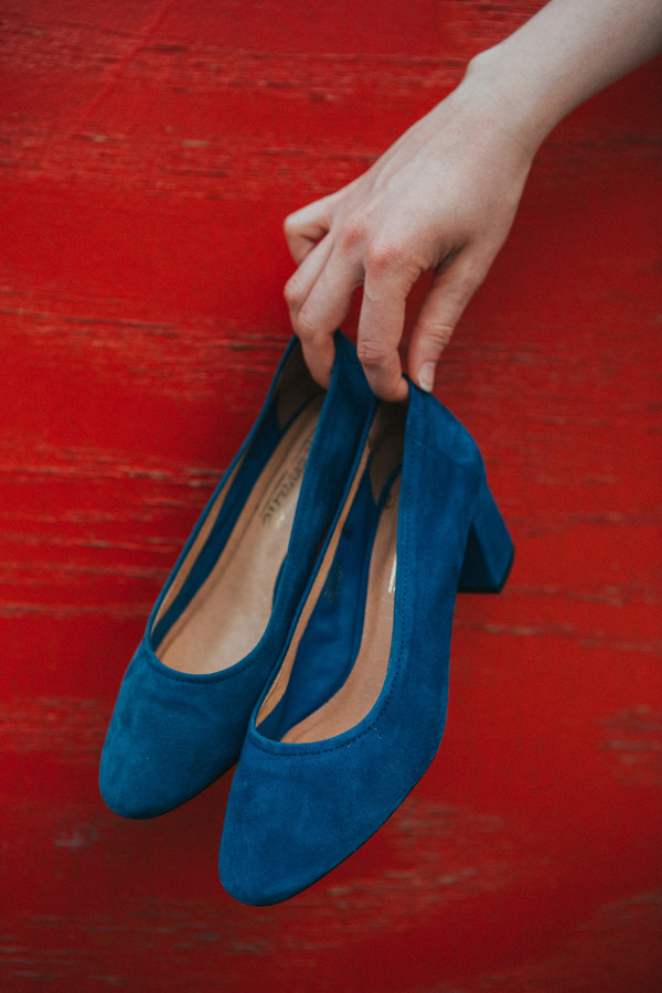 L'Intervalle Jupie - Blue Suede
