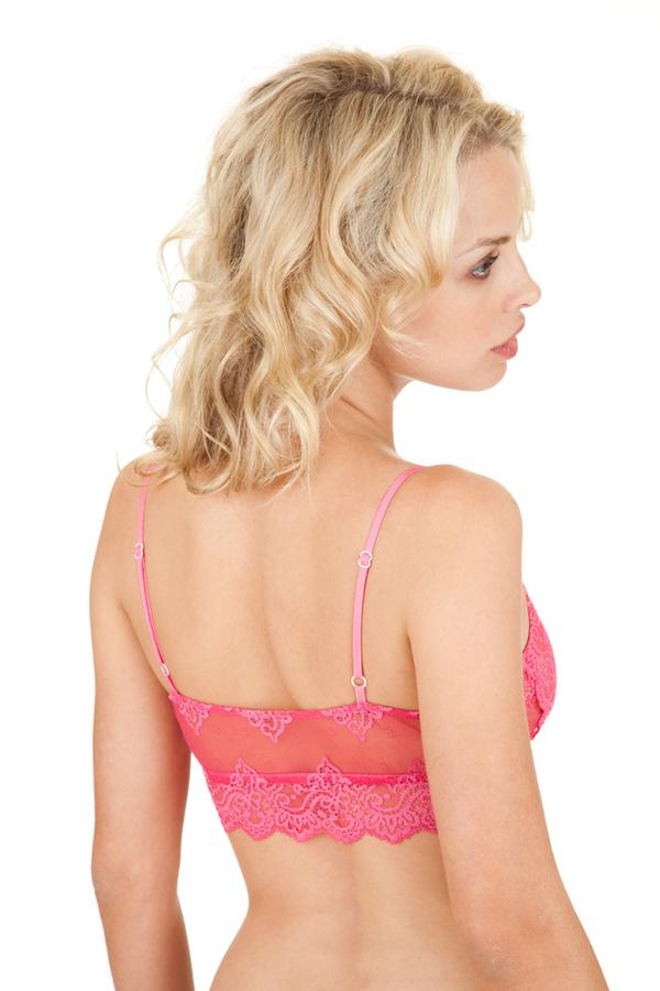 So Fine Lace Bralette