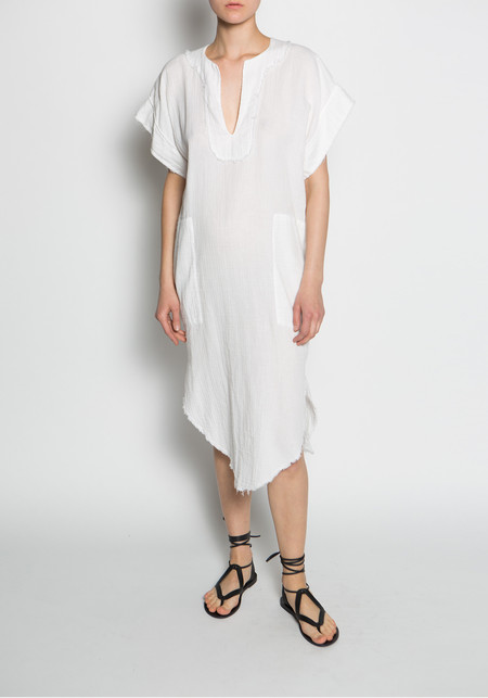 KES Frayed Somo Dress