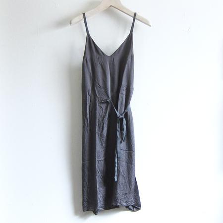 Elsa Esturgie Renee slip dress - grey