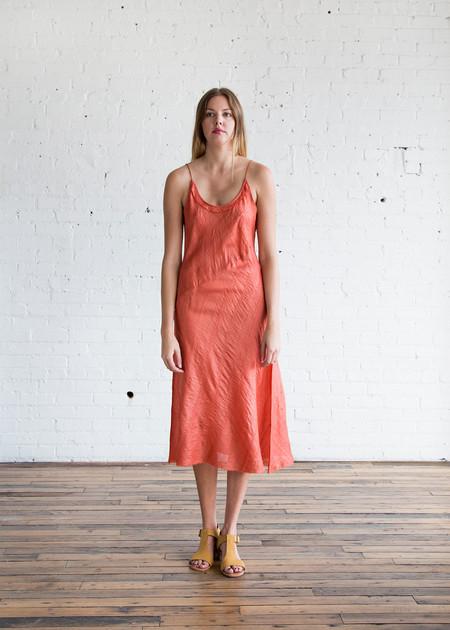 Anaak Scarlette Slip Dress Scarlet