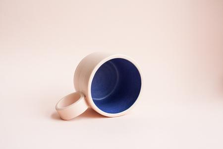 YYY Two tone stacking mugs