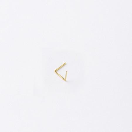 Shihara 0401 Post Earring