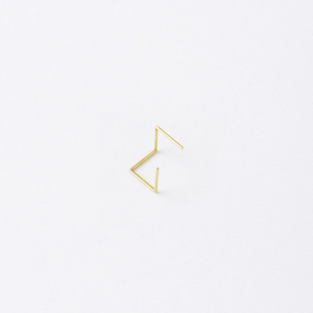 Shihara 0403 Post Earring