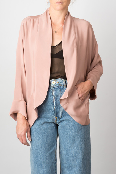 Rachel Comey Weir Jacket In Mauve