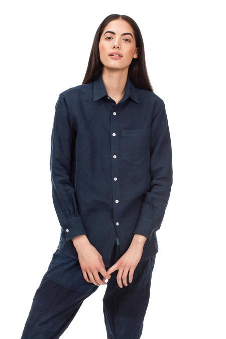 Unisex Blluemade Dark Indigo Classic Shirt