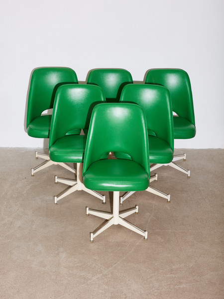 Coming Soon Set of 6 Swivel Chairs