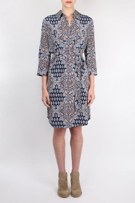 L'agence Stella Short Shirt Dress
