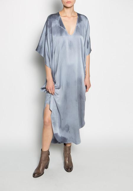 KES Circular Silk Kimono Dress