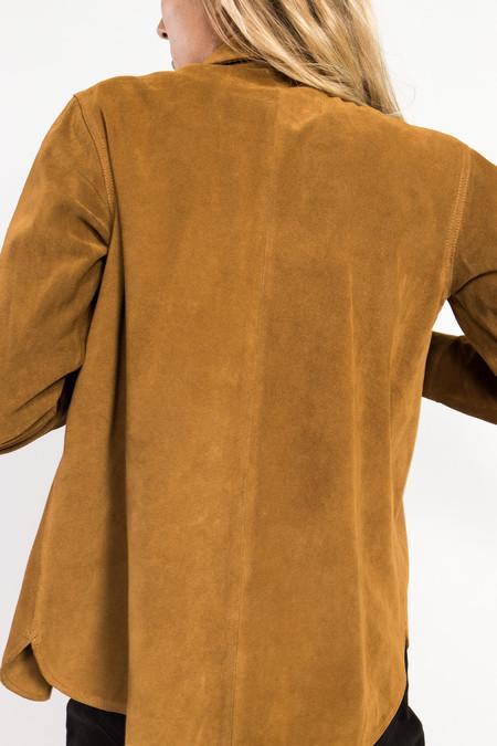 Maison Kitsune Eve Front Pocket Jacket