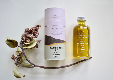Daughter of the Land Lavender + Wood // Face + Body Oil