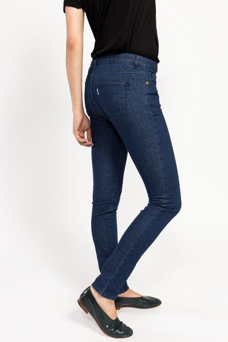 Maison Kitsune New Skinny Pants