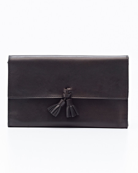 Nisolo Clutch Wallet Noir
