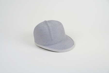 Clyde New Safari Baseball Cap in Ash