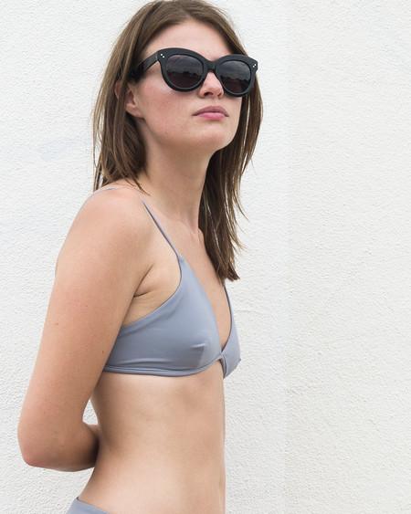 Esby Swim Gia Bralette - Mineral Grey