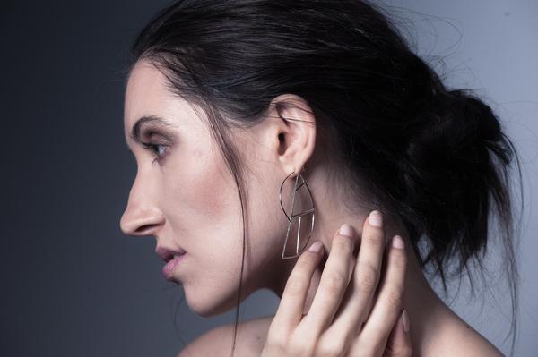 Psyche Arch Earring