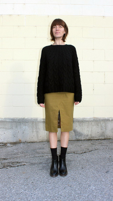 Ursa Minor gaby skirt