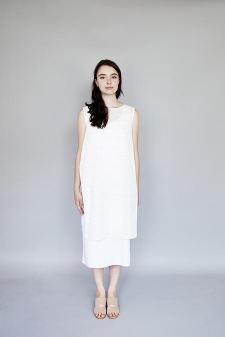 Jennifer Glasgow – Elevation Dress White