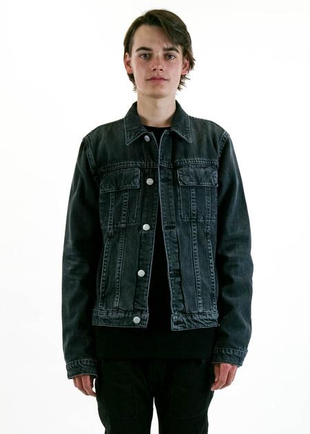Helmut Lang Coal Wash Mr 87 Denim Jacket