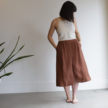 First Rite Pleated Skirt