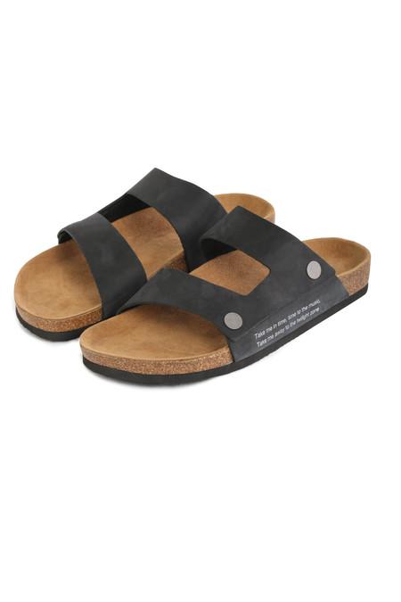 Undercover Cork Sandals