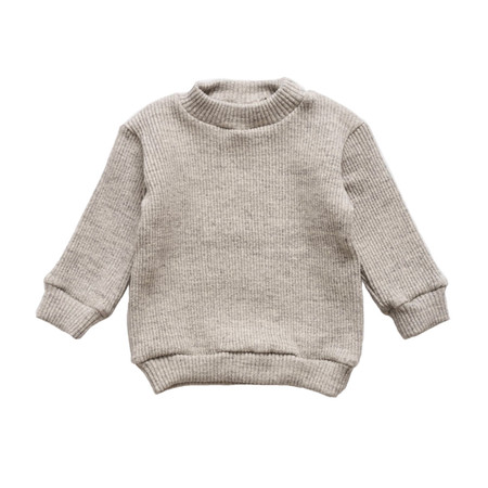 Kid's Makié Ribbed Sweatshirt