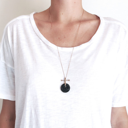 Metalepsis Interlock Necklace