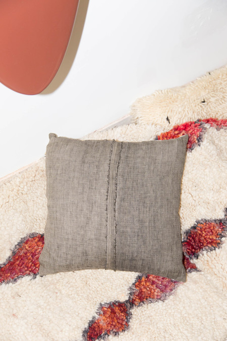 Heidi Merrick Light Linen Pillow