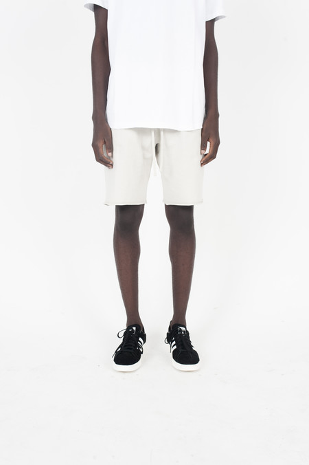 Reigning Champ Lightweight Terry Raw Edge Shorts Dust