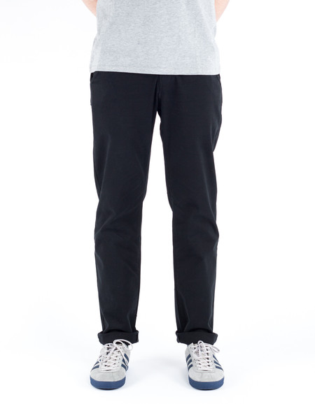 The Daily Co. Relaxed Chino - Rich Black