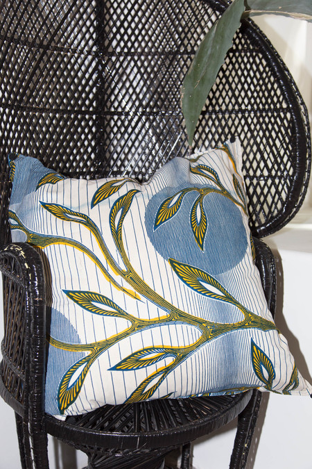 Heidi Merrick African Grass Pillow