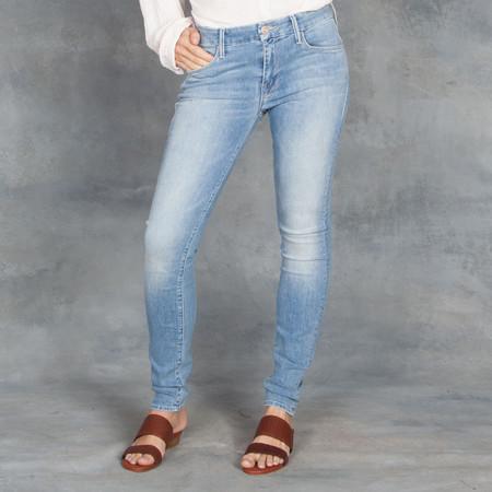 Mother Denim Mother Jeans The Looker Light Kitty