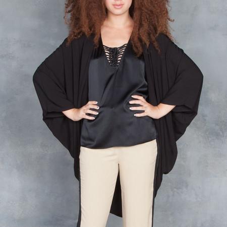 Tysa Ibiza Kimono Black