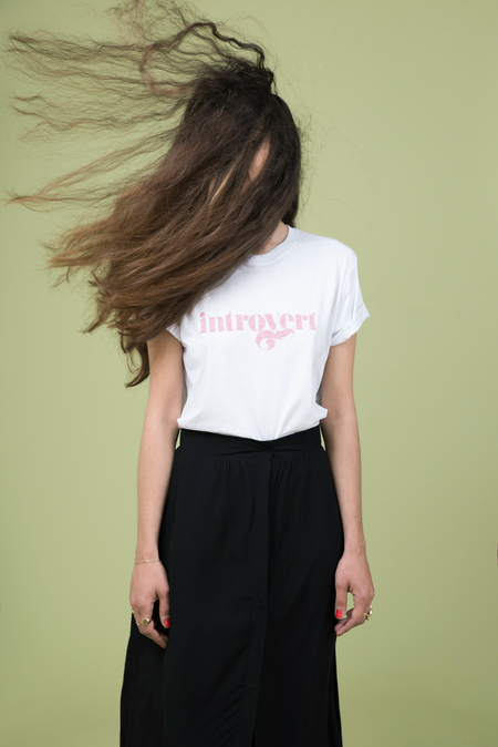 Unisex Vender The Introvert Tee