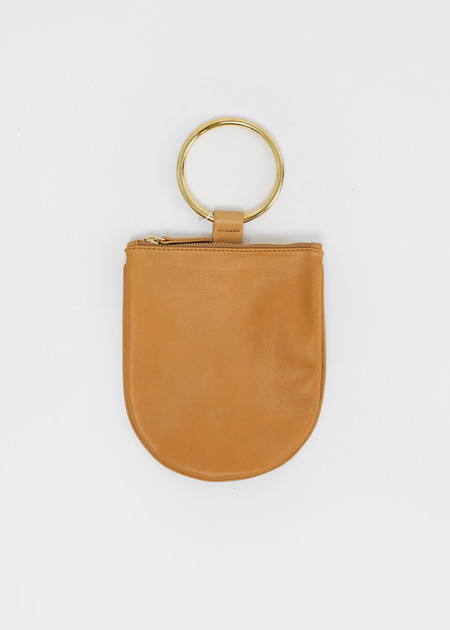 Otaat / Meyers Collective Medium Ring Pouch in Camel