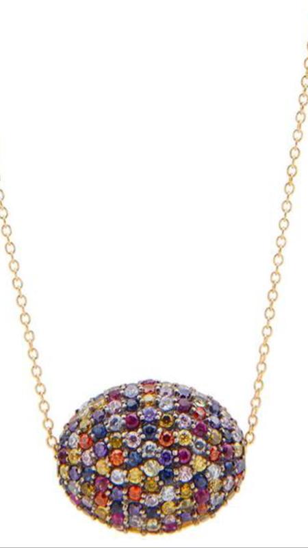 McKenzie Liautaud  Lovers Sunset Necklace