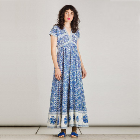 MATTA KHEERA TINDORA DRESS