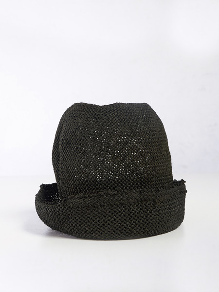 Reinhard Plank Arti Hat Washed Black